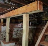new center floor girder